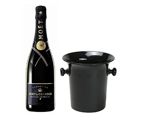 Moet & Chandon Champagner Nectar Impérial in Kübel 12% 0,75l Flasche
