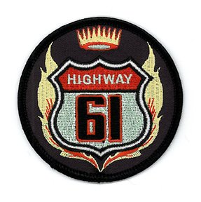 kalynn-campbell-cool-lowbrow-blues-highway-61-patch-325-x-325-embroidered-patch