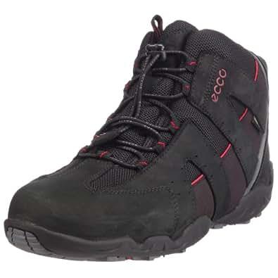 Ecco X- Rock Gore 711003, Bottes mixte enfant - noir, 39 EU