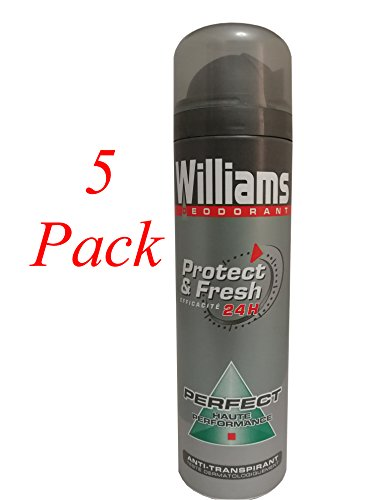 WILLIAMS Protect & Fresh Perfect Deo Spray 200ML