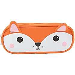 Hiro Fox Kawaii Friends Pencil Case | Japanese Inspired Accessories