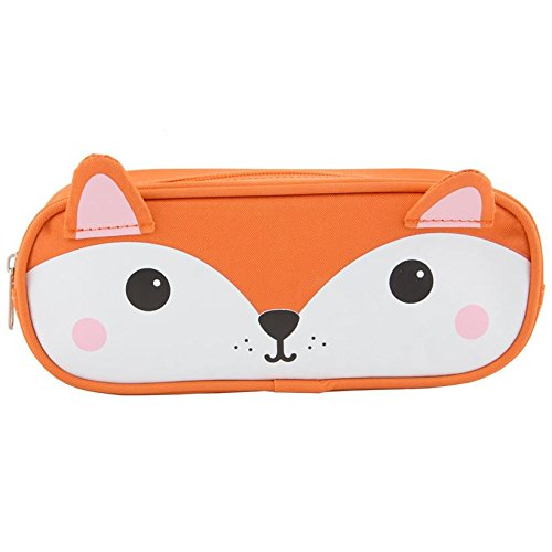 Hiro Fox Kawaii Friends Pencil Case | Japanese Inspired Accessories