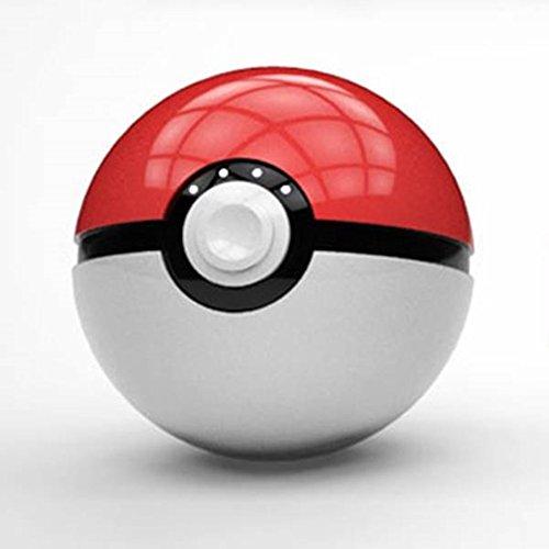 Gaming Fuel SQ02 tragbares Ladegerät Pokemon Go (12000mAh, leicht und sicher mit LED-Licht für iPhone, Samsung Galaxy und mehr