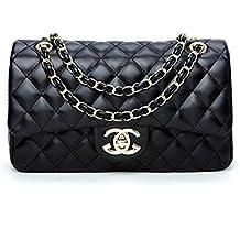3cf7e2f15f8b5 2018 Baby Frauen Handtaschen Umhängetasche Kette Schultertaschen Mode Mini  Taschen Lingge Handtaschen28x16x8cm