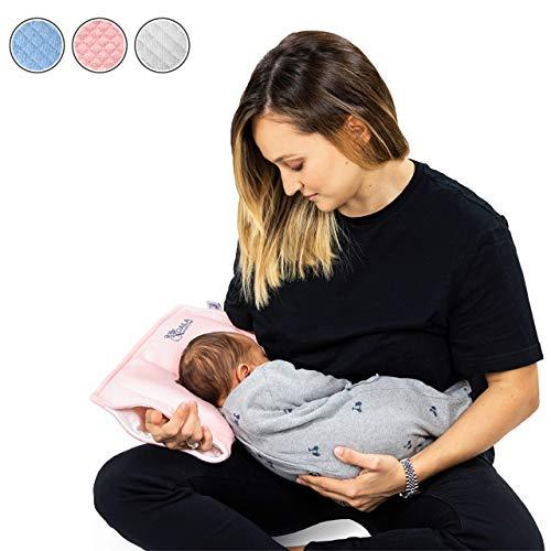 Almohada Plagiocefalia bebé de lactancia Koala Babycare® en memory foam para la prevención y el tratamiento...