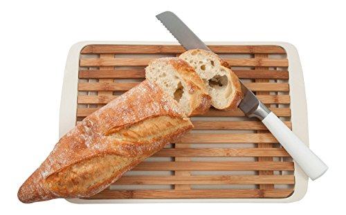 tabla de cortar/ - tabla de cocina para cortar Coninx Bambu - tabla de cocina madera - tablas para cortar 240 x 360 x 15 mm - tablas para medir - Tabla de corte polietileno - tablas de cortar