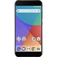 Xiaomi Mi A1 - Smartphone (Android One, 4G RAM/32GB memoria interna, Dual-SIM), Negro