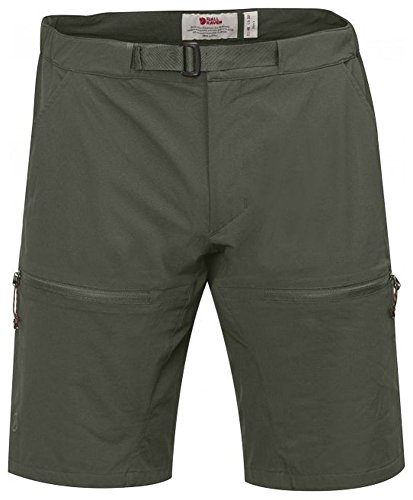 Fjällräven Herren High Coast Hike Shorts Mountain Grey (032)