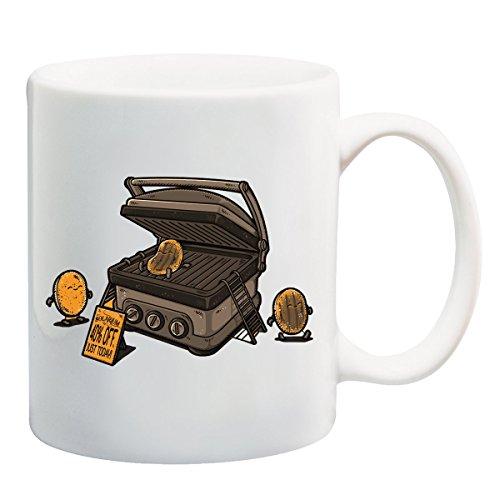 teeznutz Buns Solarium T-Shirt Mug