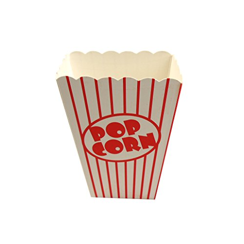 12?kleine Kino Popcorn Boxen Papier Box Party Food Film behandeln
