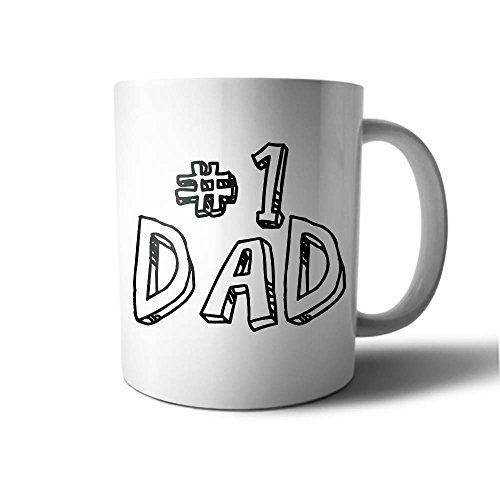 Babloo tazza idea regalo festa del papa' number one dad