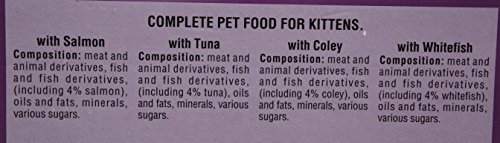 Whiskas Kitten Cat Food Fish Selection in Jelly, 12 x 100g 3