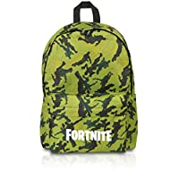 Fortnite Backpack for Boys | Kids Rucksack with Fortnite Llama, Camouflage, Children Back Bag | School Bags for Girls, Boys, Teenagers, Adults | Official Fortnite Merchandise