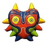 Majoras bunt Maske - Zelda Style Hartplastik - universell mit elastischer band