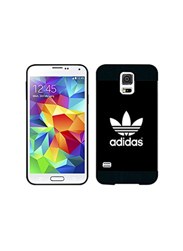 Samsung Galaxy S5 (I9600) Hülle for Mädchen/Junge, Special Cool Design Adidas Originals Brand Logo Theme Hülle Hard Back, Cool Hülle Cover for Samsung Galaxy S5 (I9600)