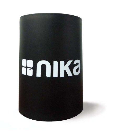nika Dice Stacking Cup Basic Black - Stacking-würfel