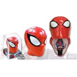 Kids licensing – mv92256 – Star Wars VII – Reloj analógico en caja 3d Spiderman