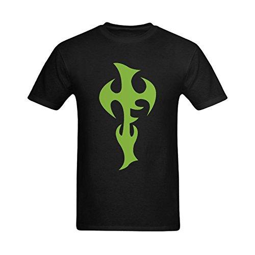 TRSCY Men's Jeff Hardy Superstar Logo T-shirt