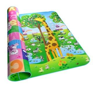 Krevia Double Sided Water Proof Baby Mat Carpet Baby Crawl Play Mat...