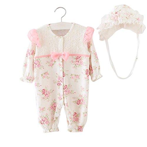 Neugeborene Baby Kleidung,Honestyi Neugeborenen Mädchen Säuglings Mütze +...