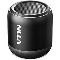 VicTsing K1 Altavoz Bluetooth Portátiles, Sonido con Estéreo Premium 8W, Tamaño Pequeño y HiFi