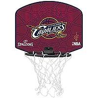 Spalding - NBA Team Micro Mini Backboard Set ? Cavaliers Backboard Set - Acc Basket
