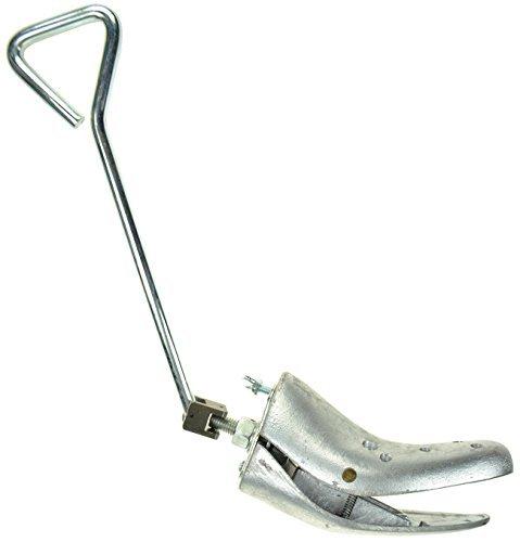 Preisvergleich Produktbild Keilrahmen – Metall – Toe Box,  Spann (Blatt) und Länge – Unisex – Groß EU 41–45