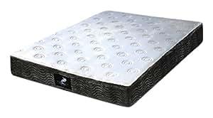 King Koil Gravity 8-inch Single Size Memory Foam Mattress (White, 75x42x8)