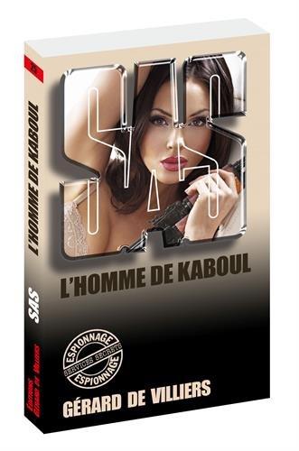 SAS 25 L'Homme de Kaboul par Gerard de Villiers