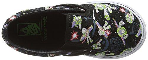 Vans Classic Slip-On, Chaussures Bébé marche mixte bébé Multicolore (Toy Story_M4X)