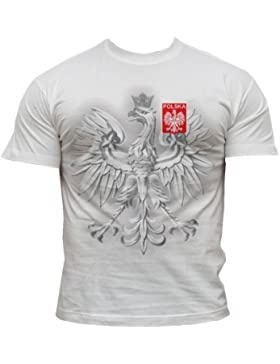 Dirty Ray - Camiseta - para hombre, hombre, color Blanco - blanco, tamaño XL