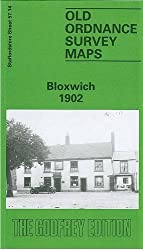 Bloxwich 1902: Staffordshire Sheet 57.14 (Old O.S. Maps of Staffordshire)