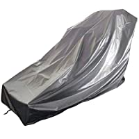 BESPORTBLE Treadmill Cover Waterproof Outdoor Running Machine Protective Cover Dustproof Cover for Indoor Outdoor (Grey)
