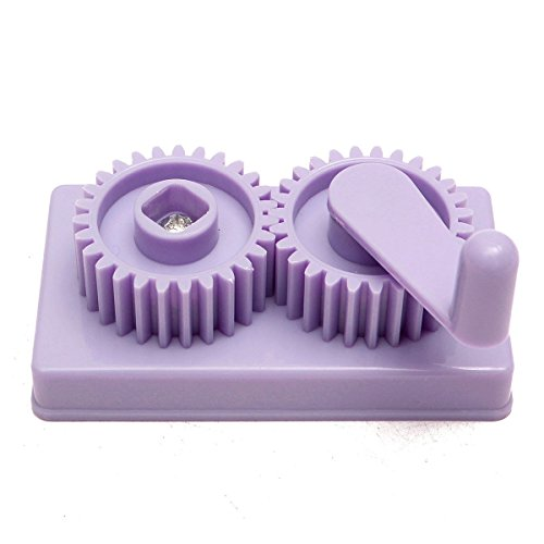 KING DO WAY Plastic Creations Paper Quilling Crimper DIY Tool Machine Craft Ramdom 7X4X4.5cm Test