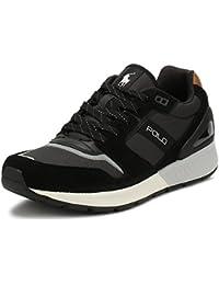 Amazon.fr   Ralph Lauren - Baskets mode   Chaussures homme ... 3bb626b78671