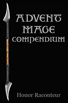 Advent Mage Compendium (Advent Mage Cycle Book 5) (English Edition)