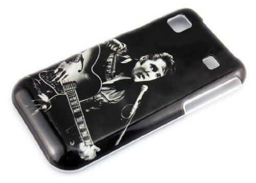 thematys Samsung Galaxy S1 i9000 i9001 S Plus Elvis Rockabilly Schutz-Hülle Hard Case I9000 Hard Case
