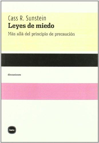 Leyes Del Miedo (discusiones)