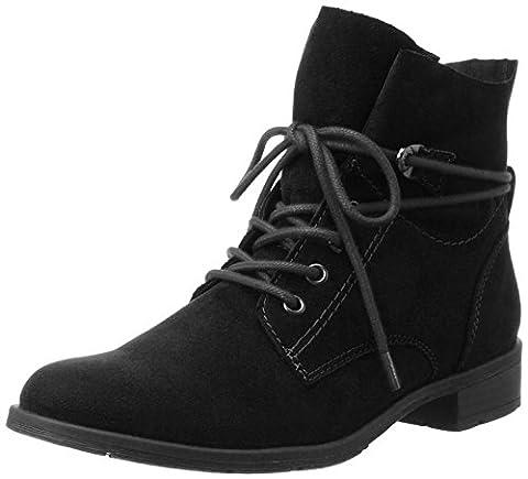 Marco Tozzi Damen 25100 Chukka Boots, Schwarz (Black), 40 EU