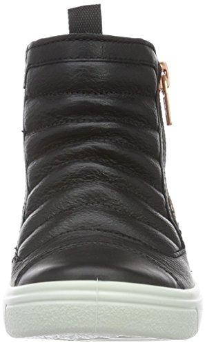 Ecco Ginnie, Bottes Classiques Fille Noir (BLACK1001)