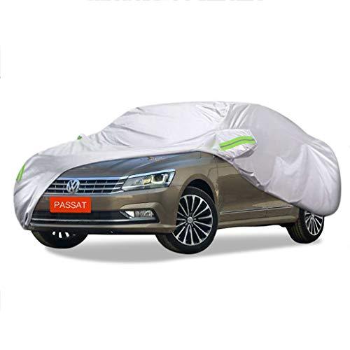 SXET-Cubierta de coche Cubierta para automóviles Volkswagen Passat Protección contra el polvo resistente al rayado Parabrisas especial Protección contra rayos UV impermeable para todo tipo de clima