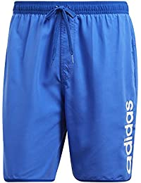 adidas Men's Lineage Mid Length Swimming Shorts