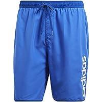 Adidas Lin Split SH ML Swimsuit, Men, Multicolor- (azalre/Reauni), XS