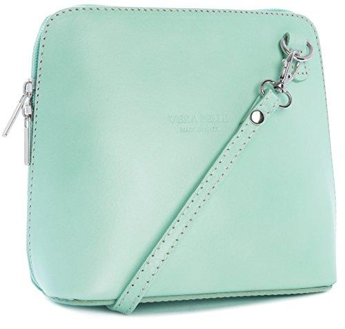 Big Handbag Shop, Borsa a tracolla donna One Aqua blue
