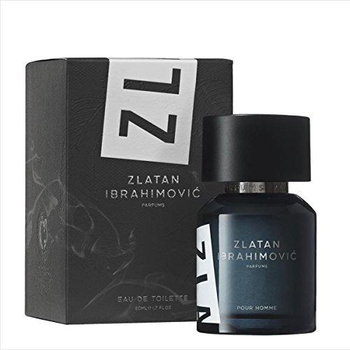 ZLATAN EDT 50 ml - Männer Parfüm aus der Kollektion von Zlatan Ibrahimovic - Eau de Toilette / Parfum für Herren - Starker erfrischender Herrenduft -