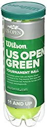 Wilson US Open Tournament Tennis Ball (Green)