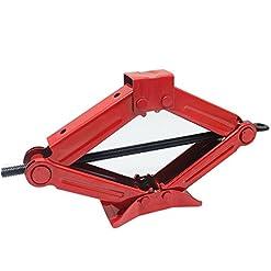 Chenyu Scissor jack Lift stand issare posizionamento estensibile supporto ruota chiave