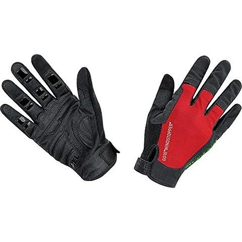GORE BIKE Wear Herren Mountainbike-Handschuhe, Super Leicht, GORE WINDSTOPPER, POWER