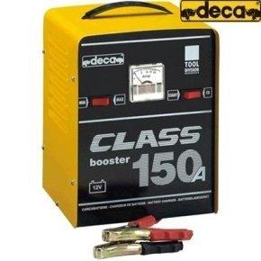 Avviatore/Caricabatterie 135 Amp 12 Volt Deca - CLASS BOOSTER 150A