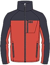 Helly Hansen para hombre Storm chaqueta de forro polar, hombre, color Paprika, tamaño